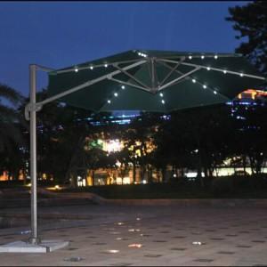 Solar Umbrella Solar Parasol Vernal Energy Group Ltd